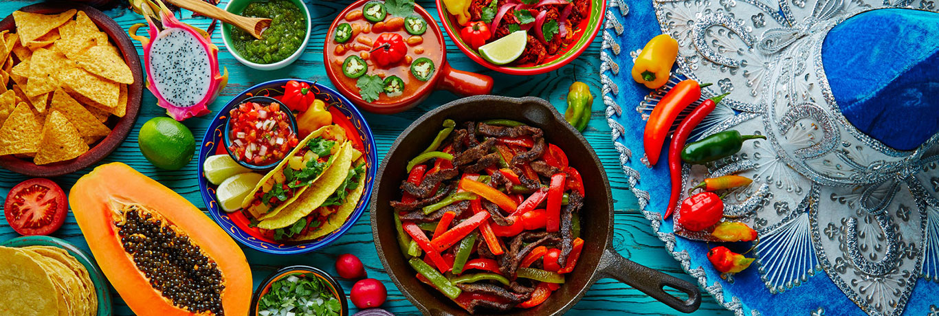 Mexican & Chilli Weekend